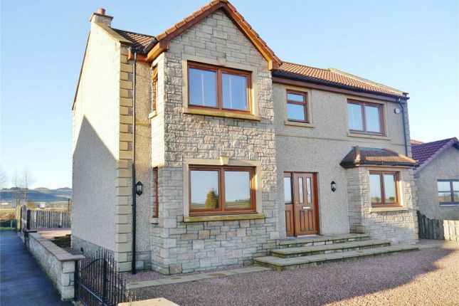 Thumbnail Detached house for sale in 7 Bishop View, Gairneybridge, Kinross-Shire