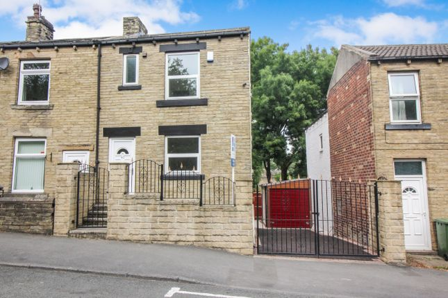 Thumbnail End terrace house for sale in Huddersfield Road, Liversedge, Wakefield