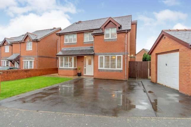 5 bed detached house for sale in Maes Meddyg, Caernarfon, Gwynedd LL55