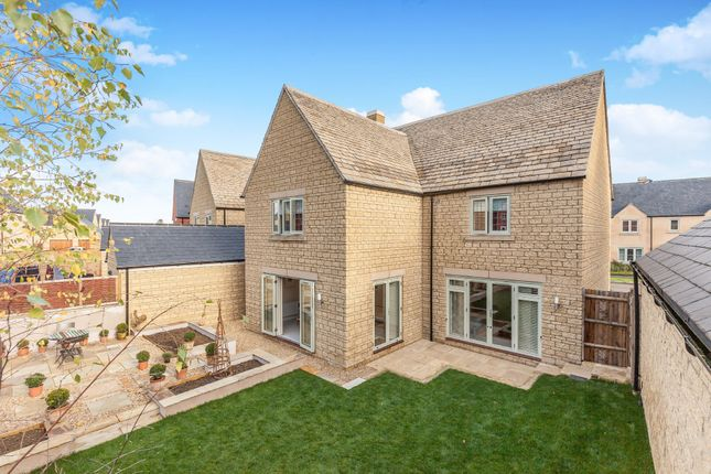 5 bed detached house for sale in Mitchell Way, Upper Rissington, Cheltenham