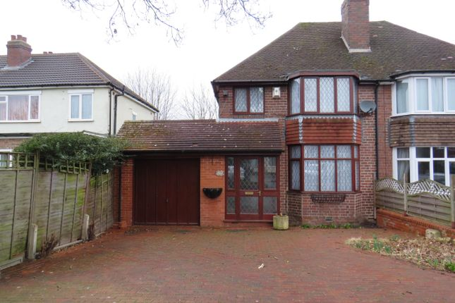 Thumbnail Property to rent in Temple Avenue, Hall Green, Birmingham