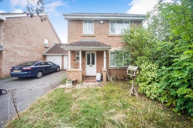 Thumbnail Detached house for sale in Denning Close, Taunton