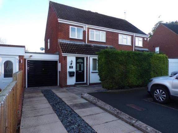 Semi-detached house in  Lassington Close  Redditch  Worcestershire  Birmingham