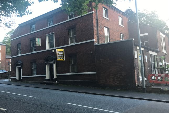 Thumbnail Office to let in Mic House, 8 Queen Street, Newcastle-Under-Lyme, Staffordshire