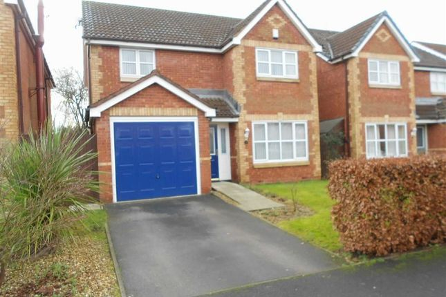 Thumbnail Detached house for sale in Langley Drive, Crewe, Cheshire