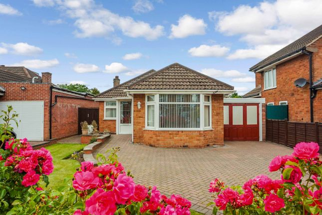 Thumbnail Detached bungalow for sale in Whitehouse Crescent, Sutton Coldfield