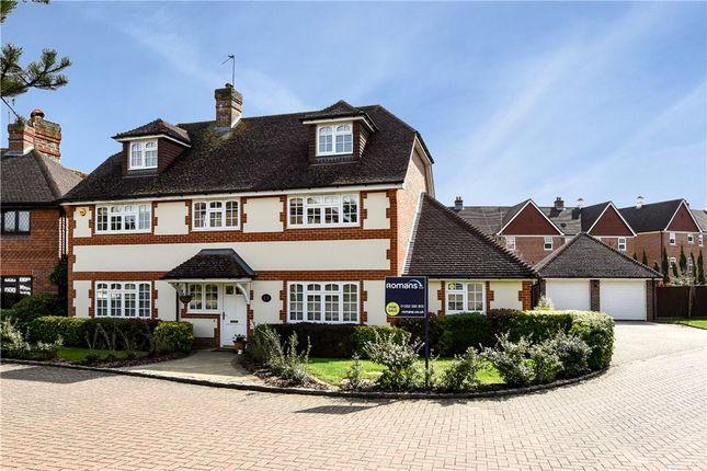 Thumbnail Detached house for sale in Fullerton Close, Elvetham Heath, Hampshire