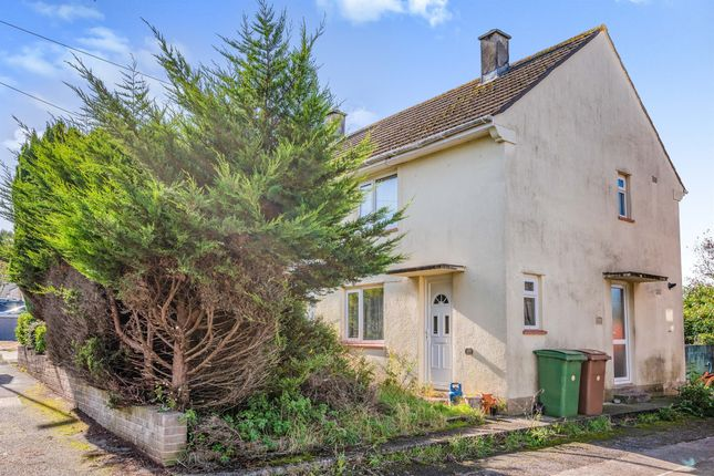 2 bed semi-detached house for sale in Shortwood Crescent, Plymstock, Plymouth PL9