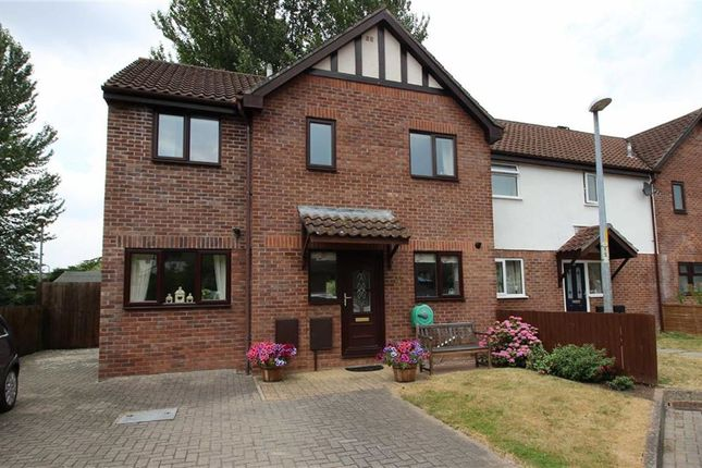 Thumbnail Semi-detached house to rent in Wyefield Court, Monmouth