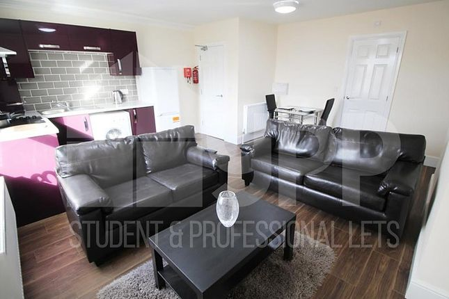 Thumbnail Property to rent in Blenheim Terrace, Leeds