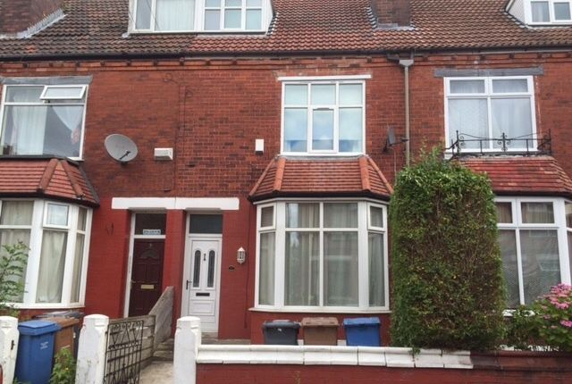 Thumbnail Shared accommodation to rent in Oak Road, Salford