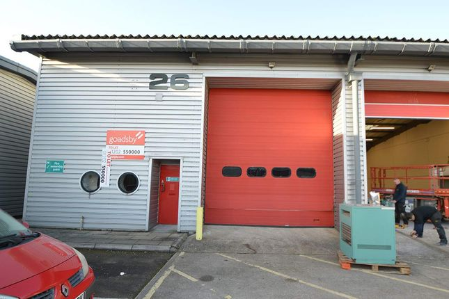 Thumbnail Warehouse to let in Unit 26 Holton Road, Poole