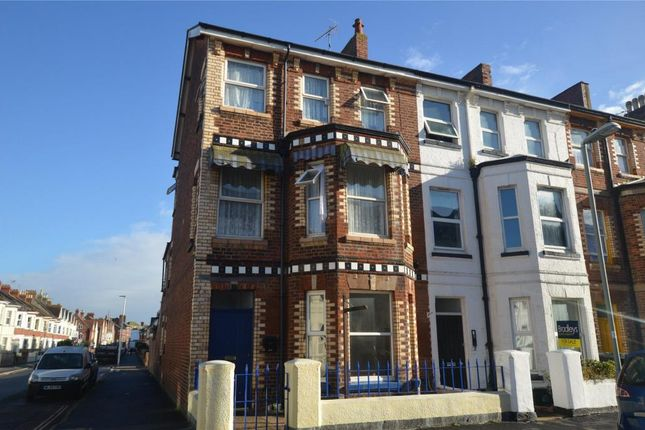 Thumbnail End terrace house for sale in Morton Road, Exmouth, Devon