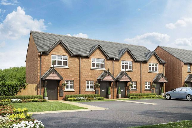 "Thumbnail Mews house for sale in ""The Arun A"" at Malthouse Way, Penwortham, Preston"