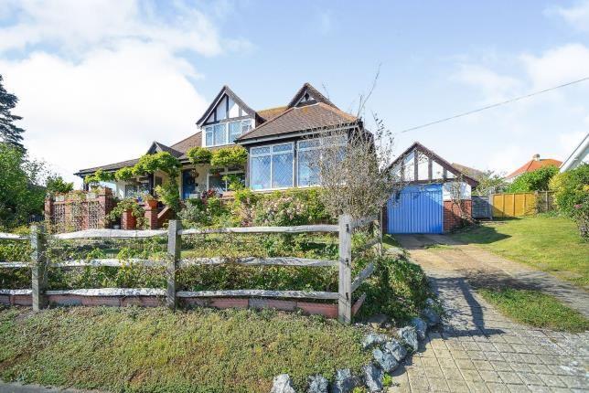 Thumbnail Detached house for sale in Ashdown Avenue, Saltdean, Brighton, East Sussex