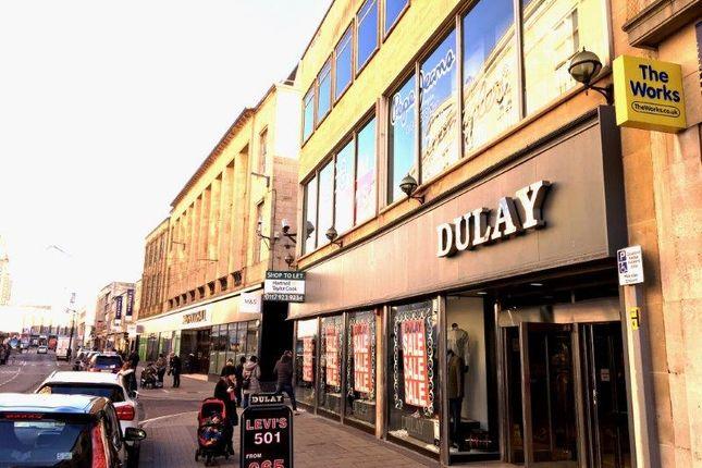 Thumbnail Retail premises to let in 10/16 The Horsefair, Broadmead, Bristol