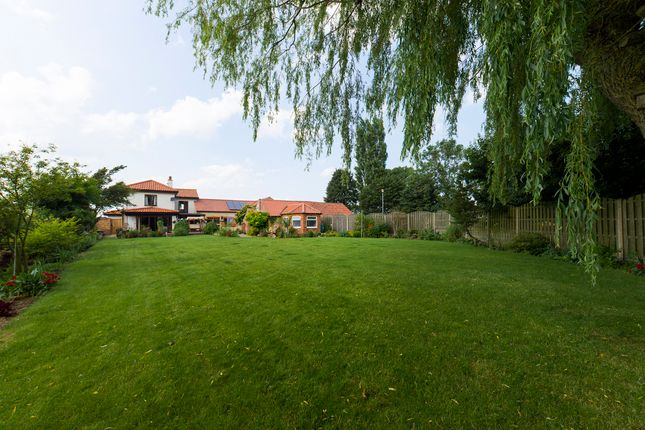 Thumbnail Detached house for sale in Broughton, Brigg