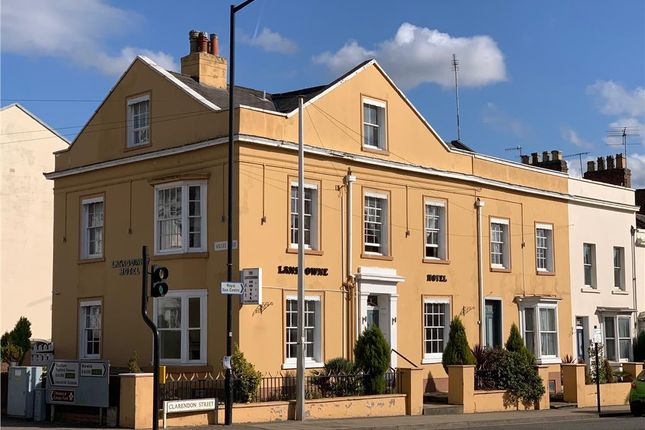 Thumbnail Commercial property for sale in Lansdowne Hotel, Clarendon Street, Leamington Spa