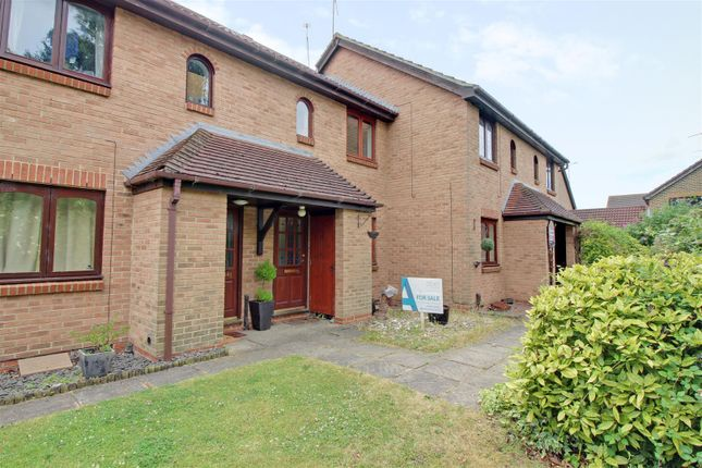 Thumbnail Terraced house for sale in Bentley Drive, Church Langley, Harlow