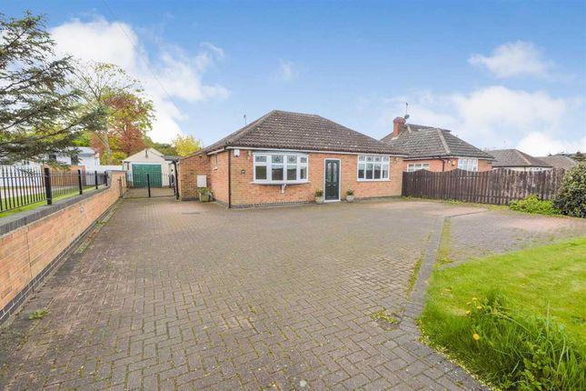 Thumbnail Detached bungalow for sale in Cotgrave Lane, Tollerton, Nottingham
