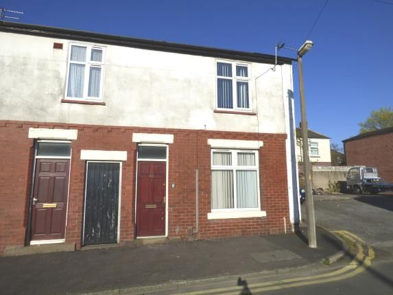 Front of Curwen Street, Ribbleton, Preston, Lancashire PR1