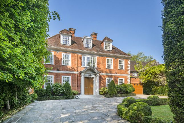 Thumbnail Detached house to rent in Avenue Road, St Johns Wood, London