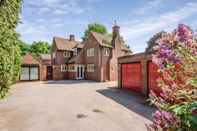 Thumbnail Detached house for sale in Skellingthorpe Road, Lincoln