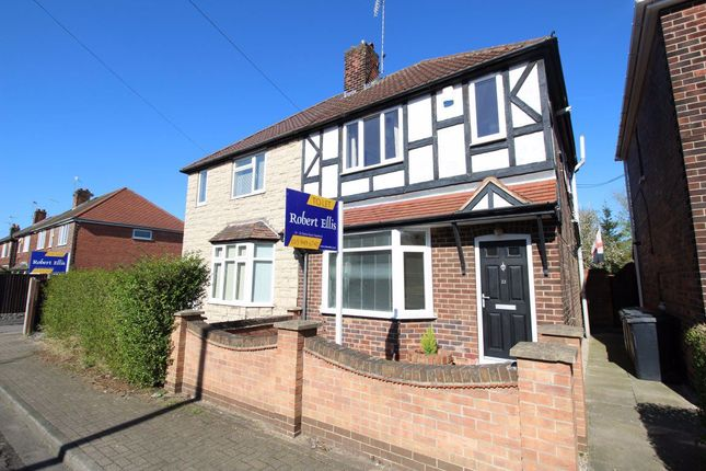 Thumbnail Semi-detached house to rent in Devonshire Drive, Stapleford, Nottingham