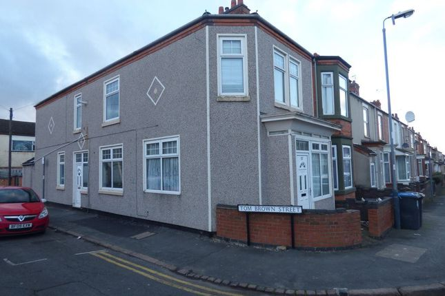 Thumbnail Flat to rent in Grosvenor Road, Rugby