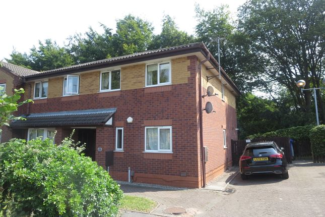 Thumbnail Flat for sale in Tolkien Way, Hartshill, Stoke-On-Trent