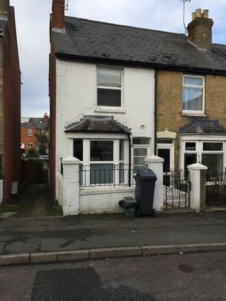 Thumbnail Semi-detached house to rent in Fellows Road, Cowes