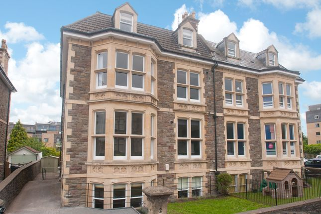 Thumbnail Flat to rent in Iddesleigh Road, Redland, Bristol