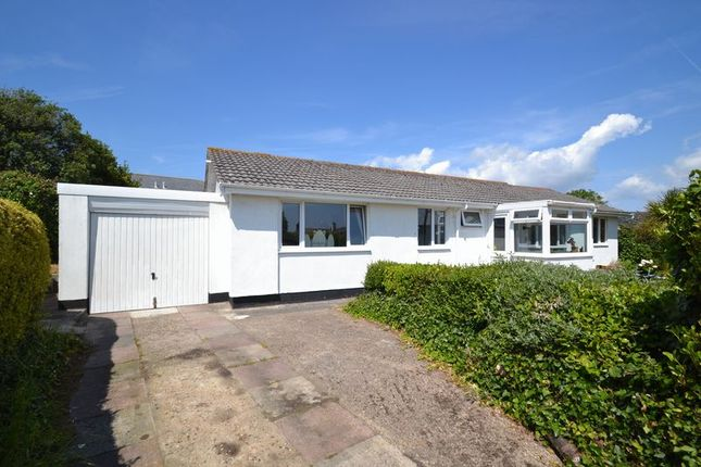 Thumbnail Detached bungalow for sale in Knill Close, Carbis Bay, St. Ives