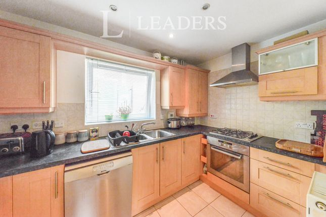 Thumbnail Flat to rent in Bakers Close, St.Albans