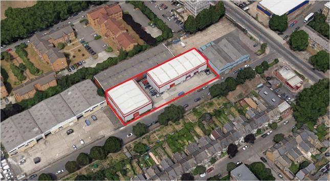 Thumbnail Commercial property for sale in Units 1, 2 & 3-5, Blackhorse Road, London