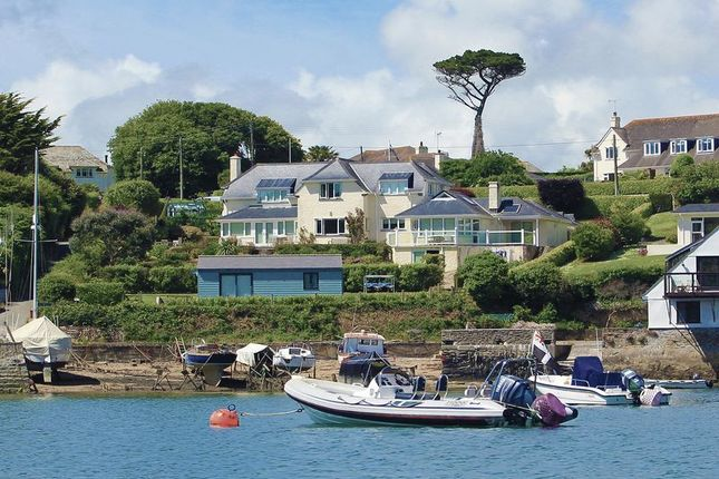 From The River of Polvarth Lane, St. Mawes, Truro TR2