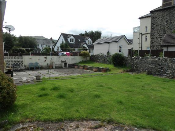Garden of Garth Wen, Llanfairfechan, Conwy LL33