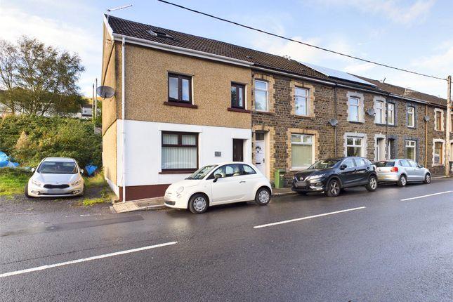 4 bed terraced house for sale in Brynmair Road, Aberdare, Rhondda Cynon Taff CF44