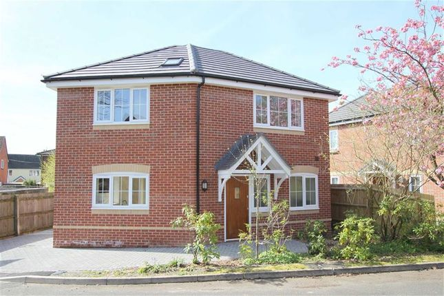 Thumbnail Detached house for sale in Glenville Close, Walkford, Christchurch, Dorset
