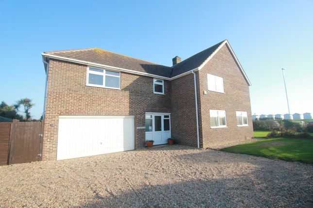 Thumbnail Detached house for sale in Alinora Crescent, Goring-By-Sea, Worthing