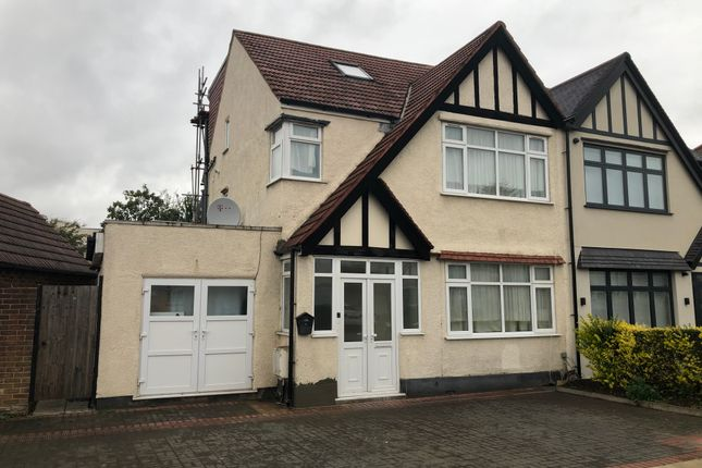 Thumbnail Semi-detached house to rent in St. Augustine Avenue, Wembley