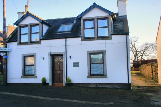Thumbnail Detached house for sale in Borgue, Kirkcudbright