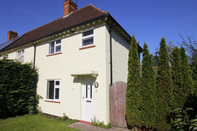 Thumbnail Semi-detached house to rent in Mattocke Road, Hitchin