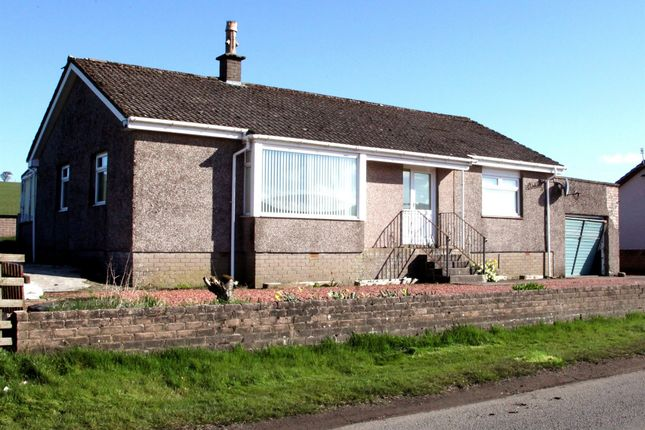 Thumbnail Detached bungalow for sale in Mansefield Road, New Cumnock, Cumnock