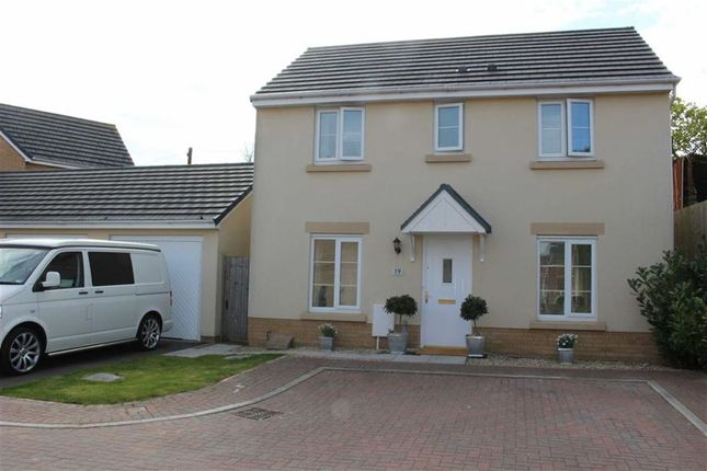 Thumbnail Detached house for sale in Mill Leat Lane, Gorseinon, Swansea