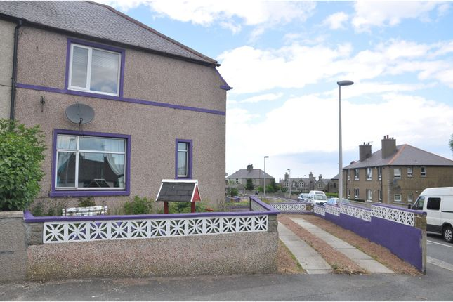 Thumbnail Semi-detached house for sale in Whinhill Terrace, Banff