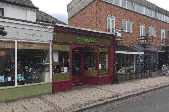 Thumbnail Retail premises for sale in Church Street, Weybridge