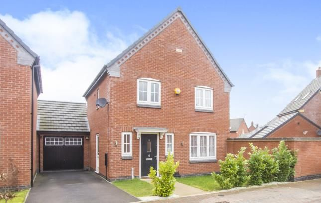 3 bed detached house for sale in Thomas Drive, Countesthorpe, Leicester, Leicestershire