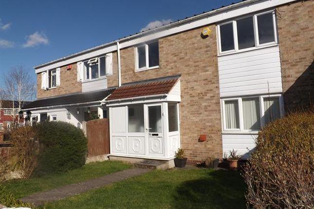 Thumbnail Terraced house for sale in Tudor Croft, Chelmsley Wood, Birmingham