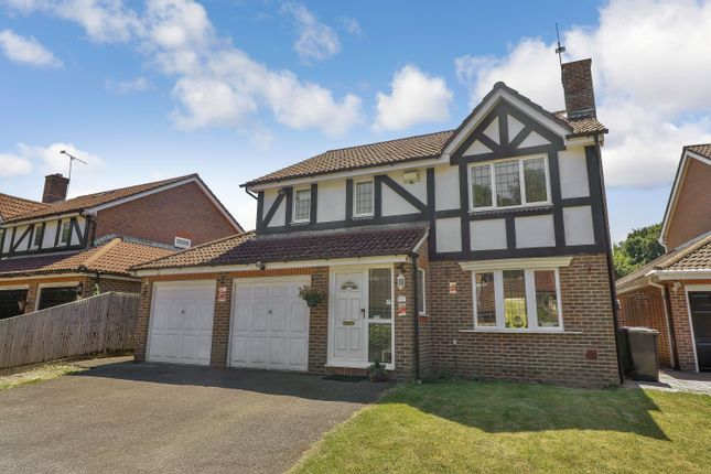 Thumbnail Detached house for sale in Ullswater Avenue, West End, Southampton, Hampshire